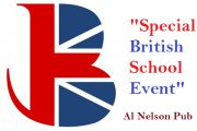 """Special British School Event"" al Nelson Pub"